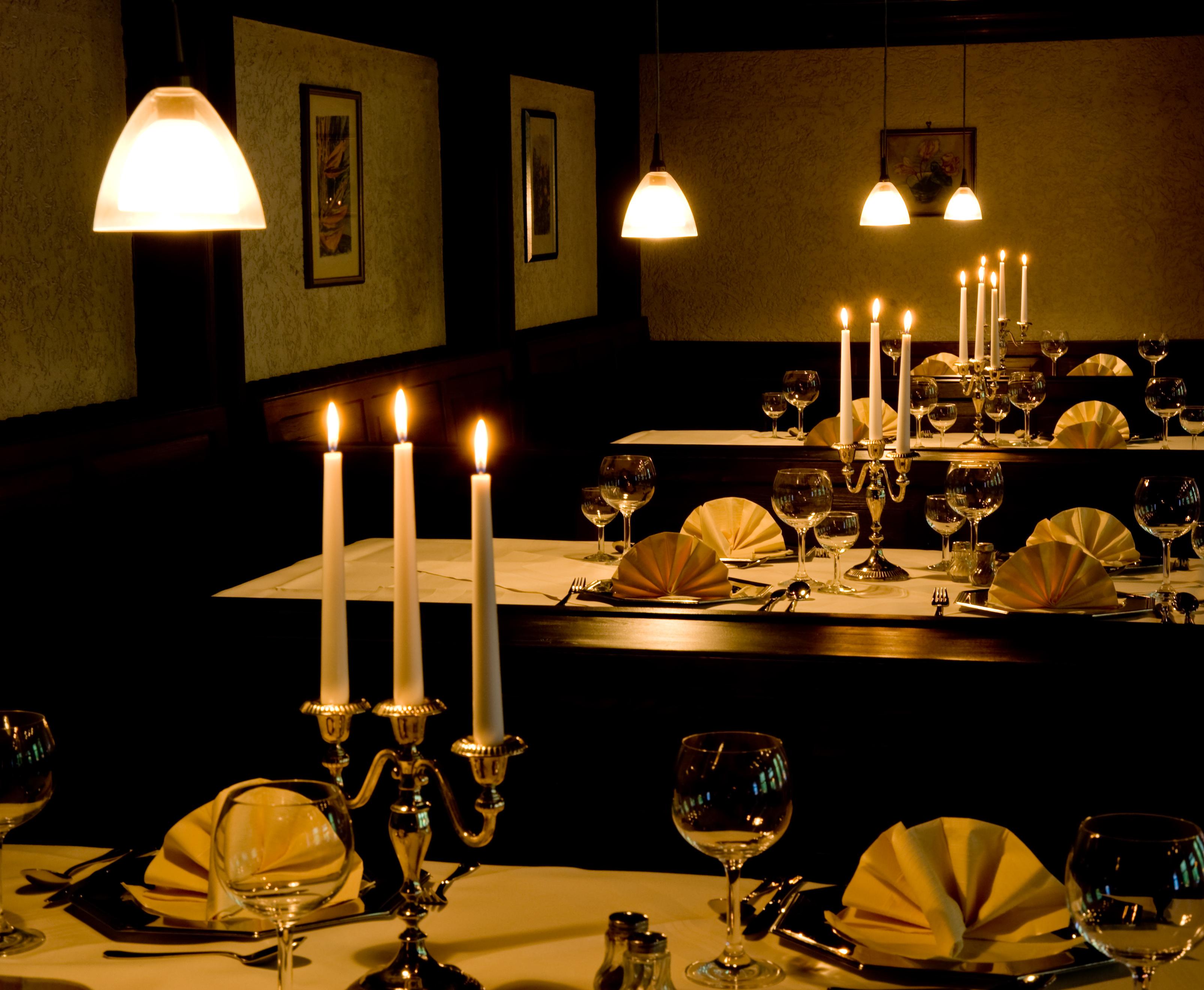 Hotel Habichtstein - Restaurant