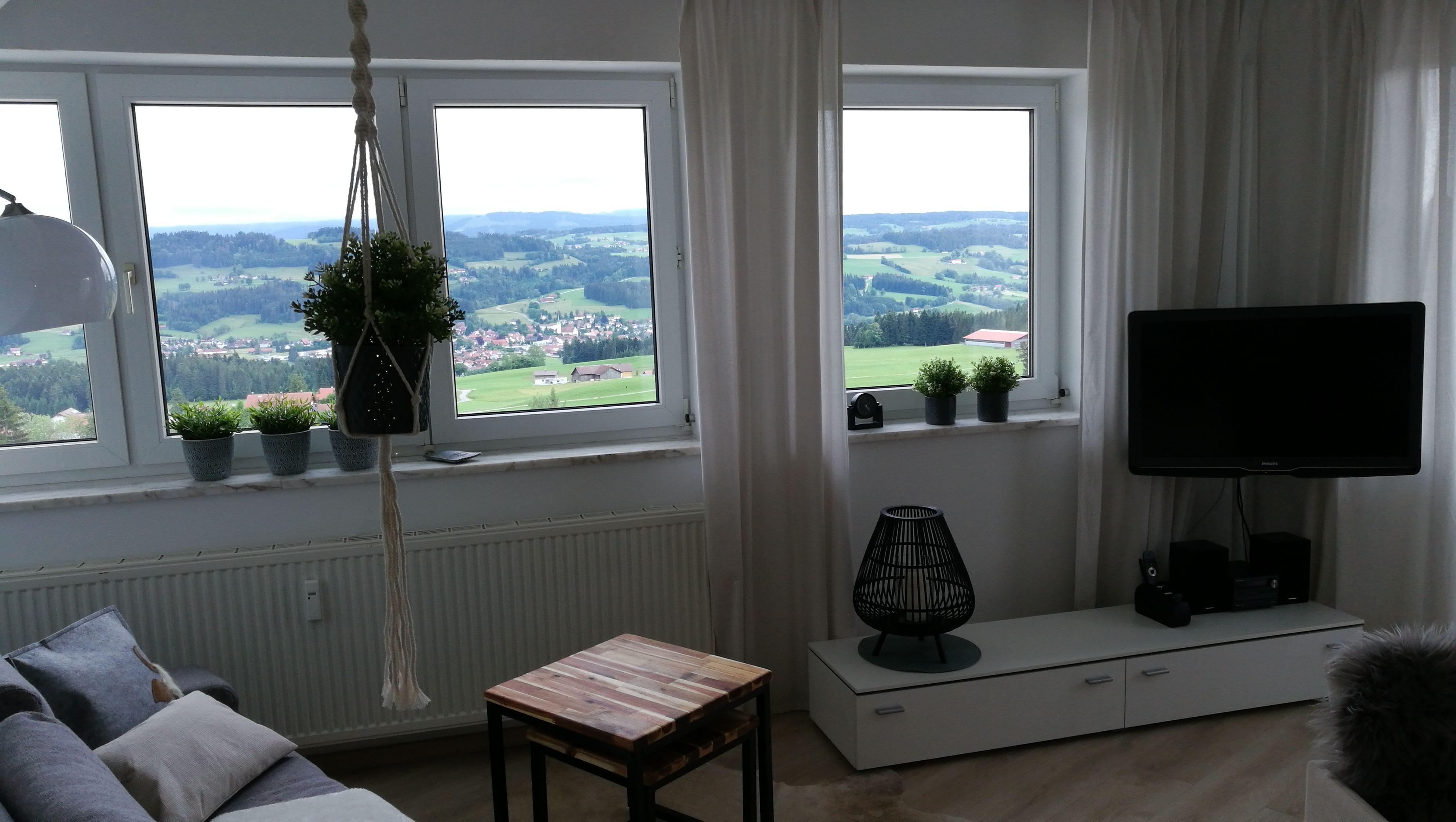 Lindenalpe 53, Wohnzimmer