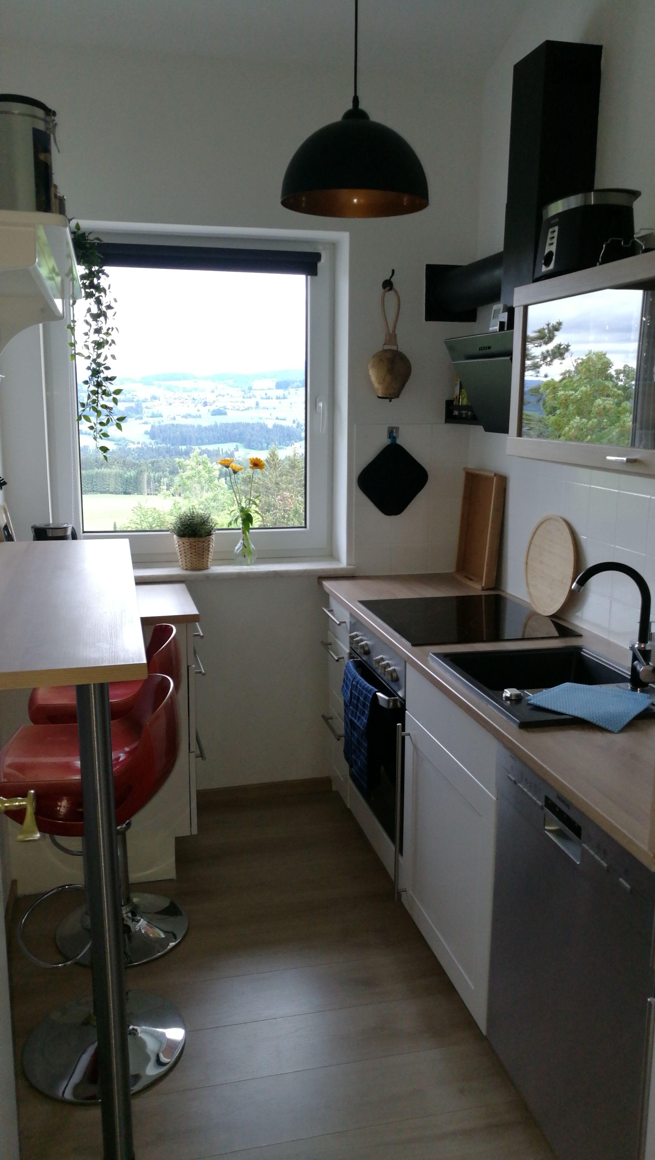 Lindenalpe 53, Küche
