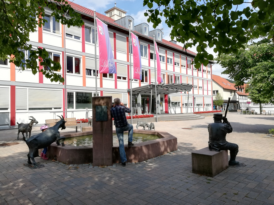 Rathaus Lügde