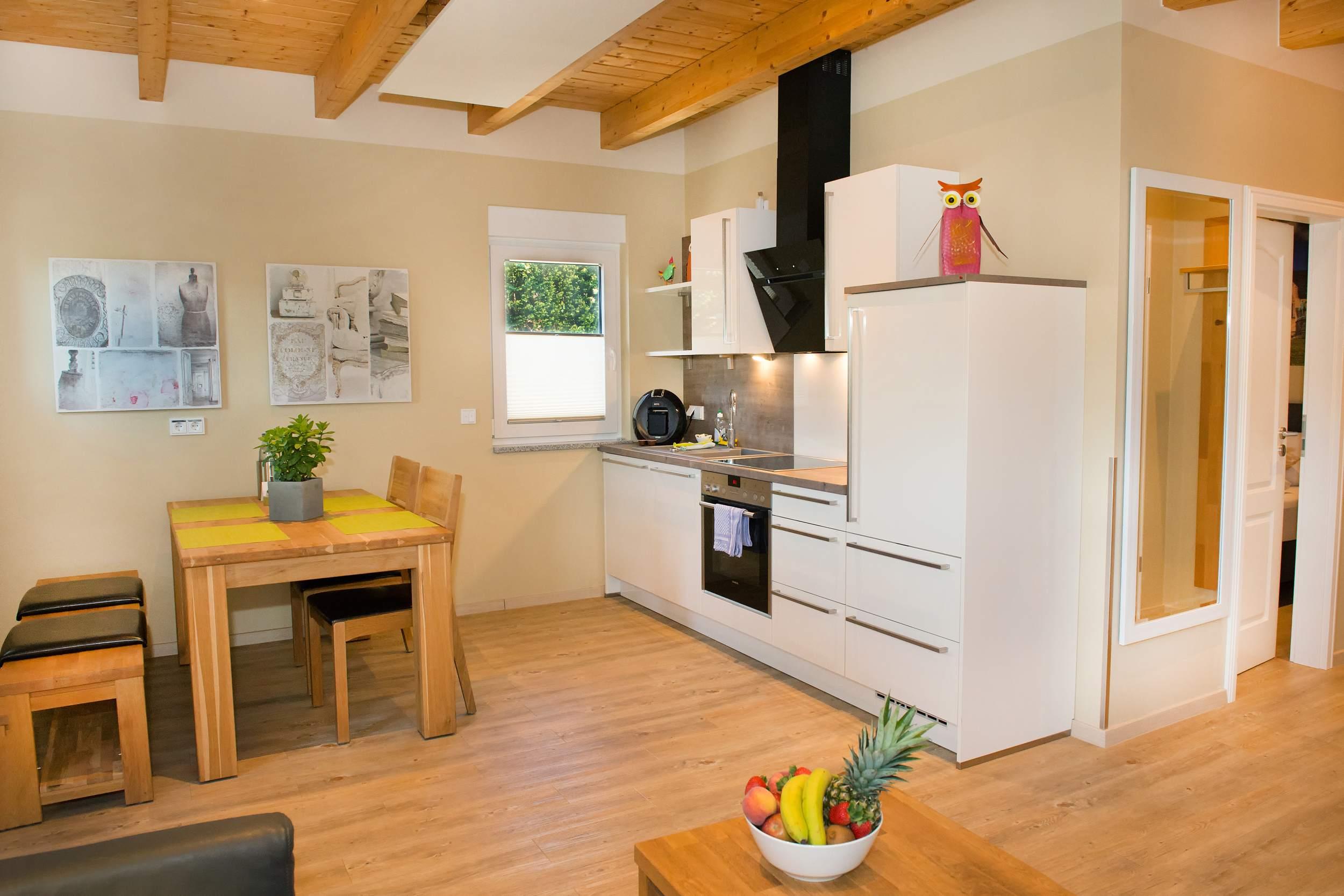 City Appartements am Wall Goslar - Küche