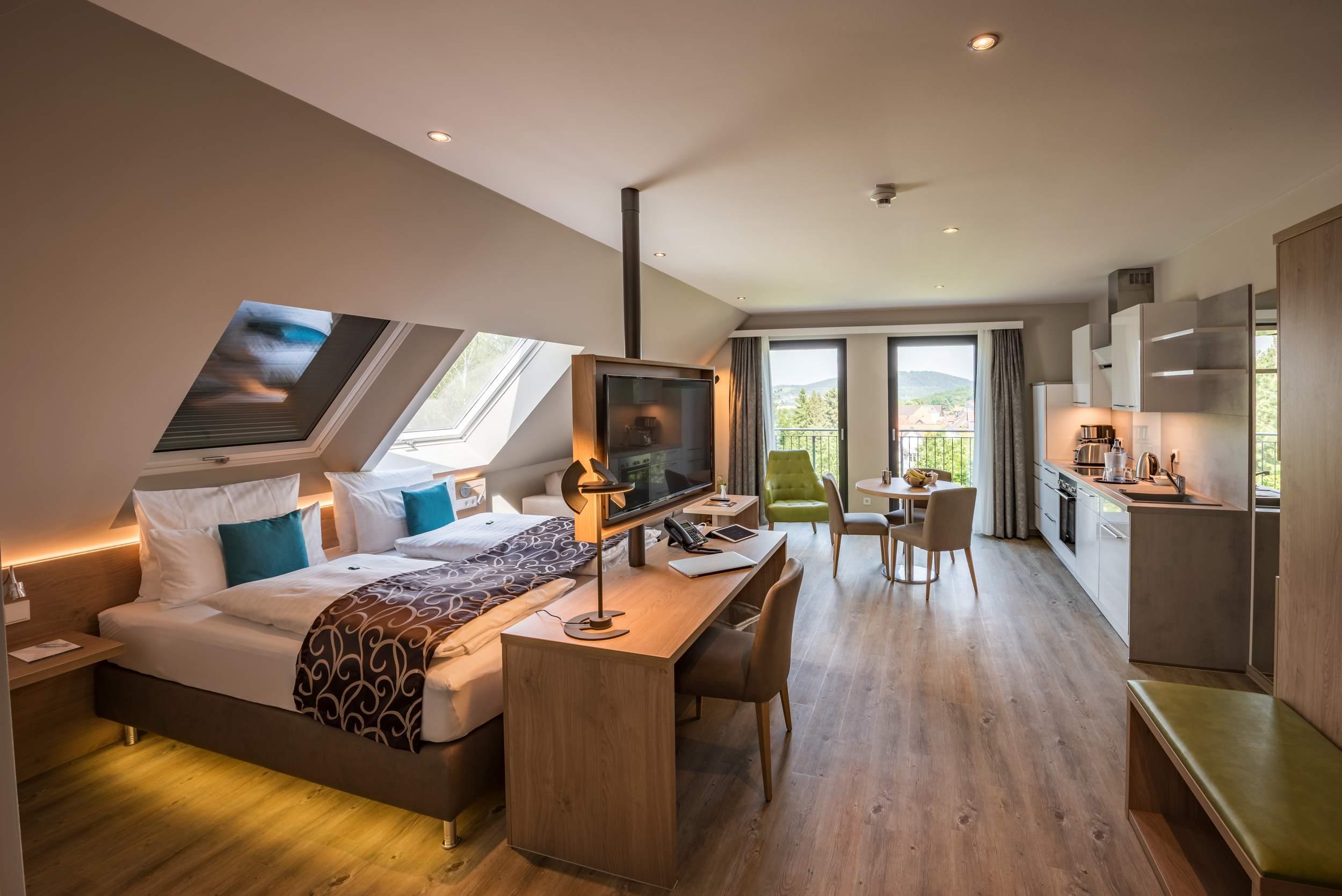 Hotel Villa Saxer in Goslar - Appartement
