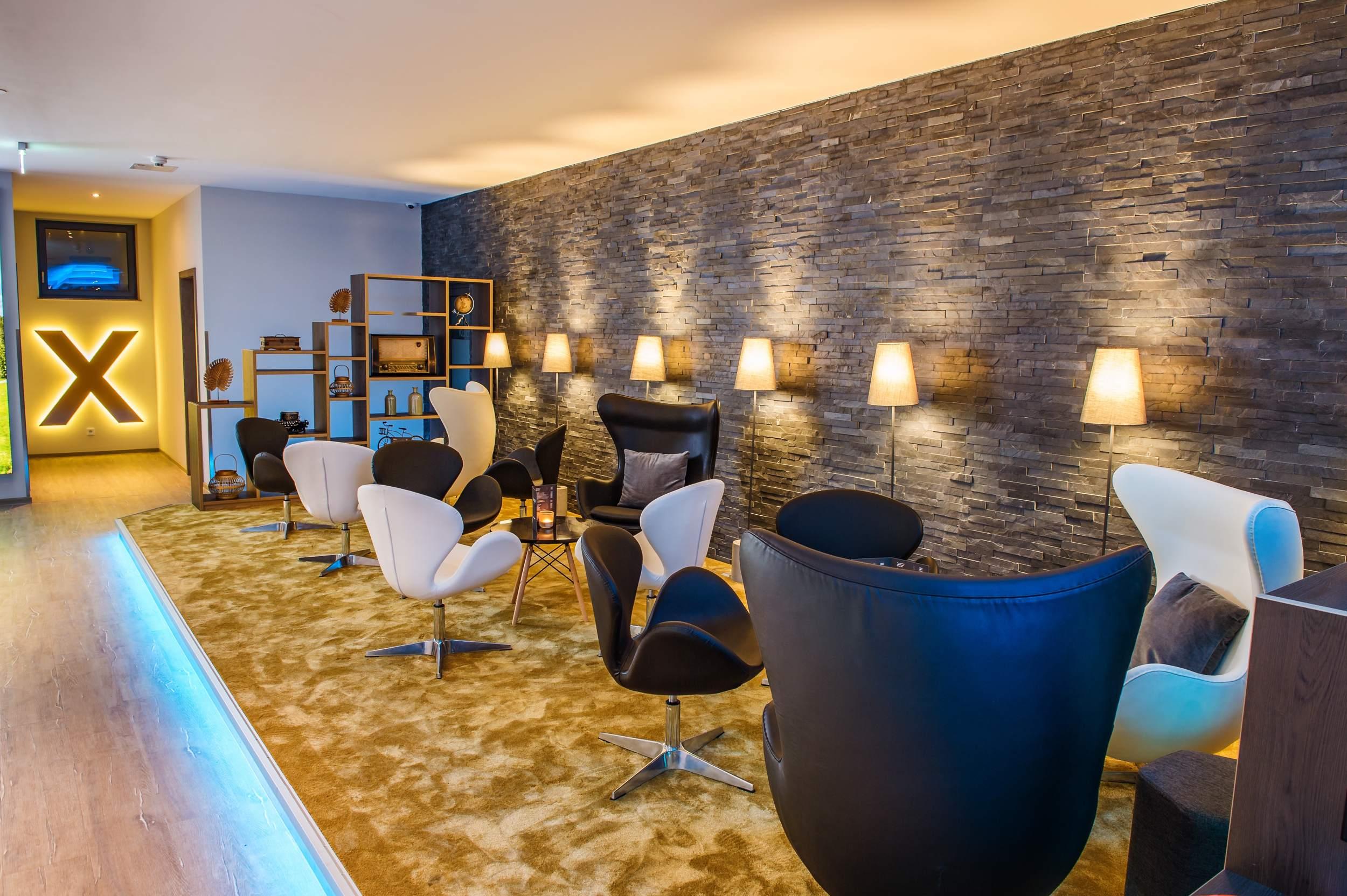Hotel Villa Saxer Goslar - Lounge