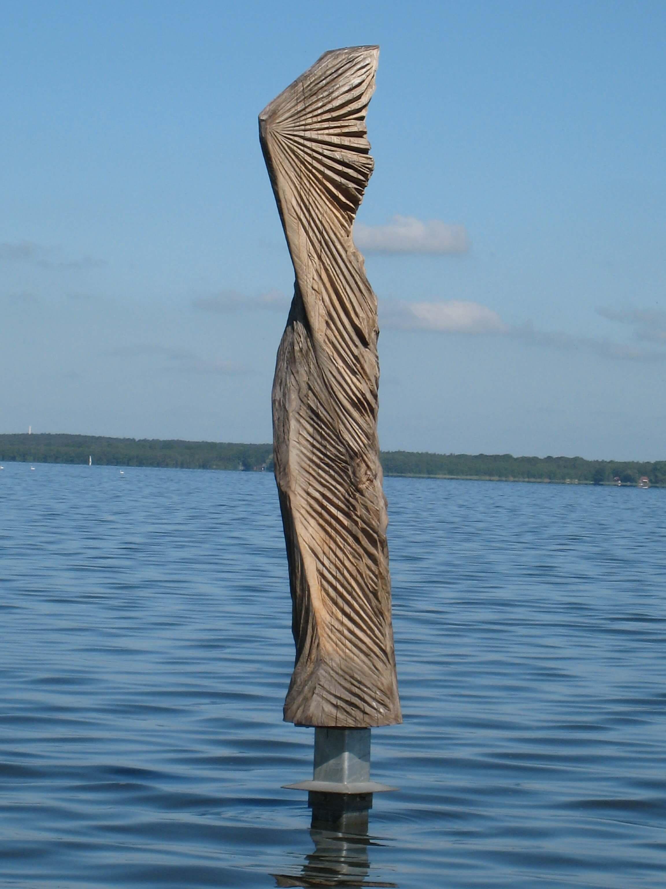 """""""Papagena im Wind"""" von Klaus Wolf Simon"""