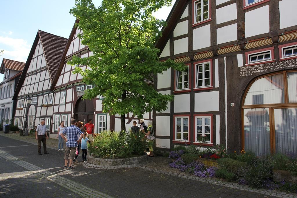 Fachwerk in der Altstadt