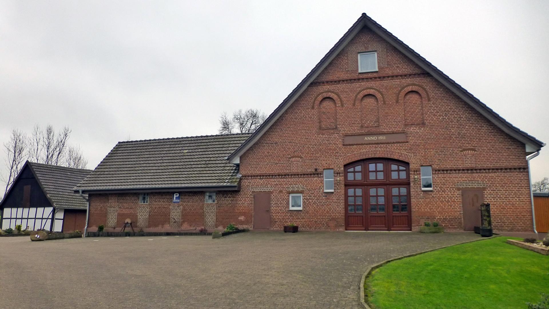 Das Geburtshaus Ralf Arnies