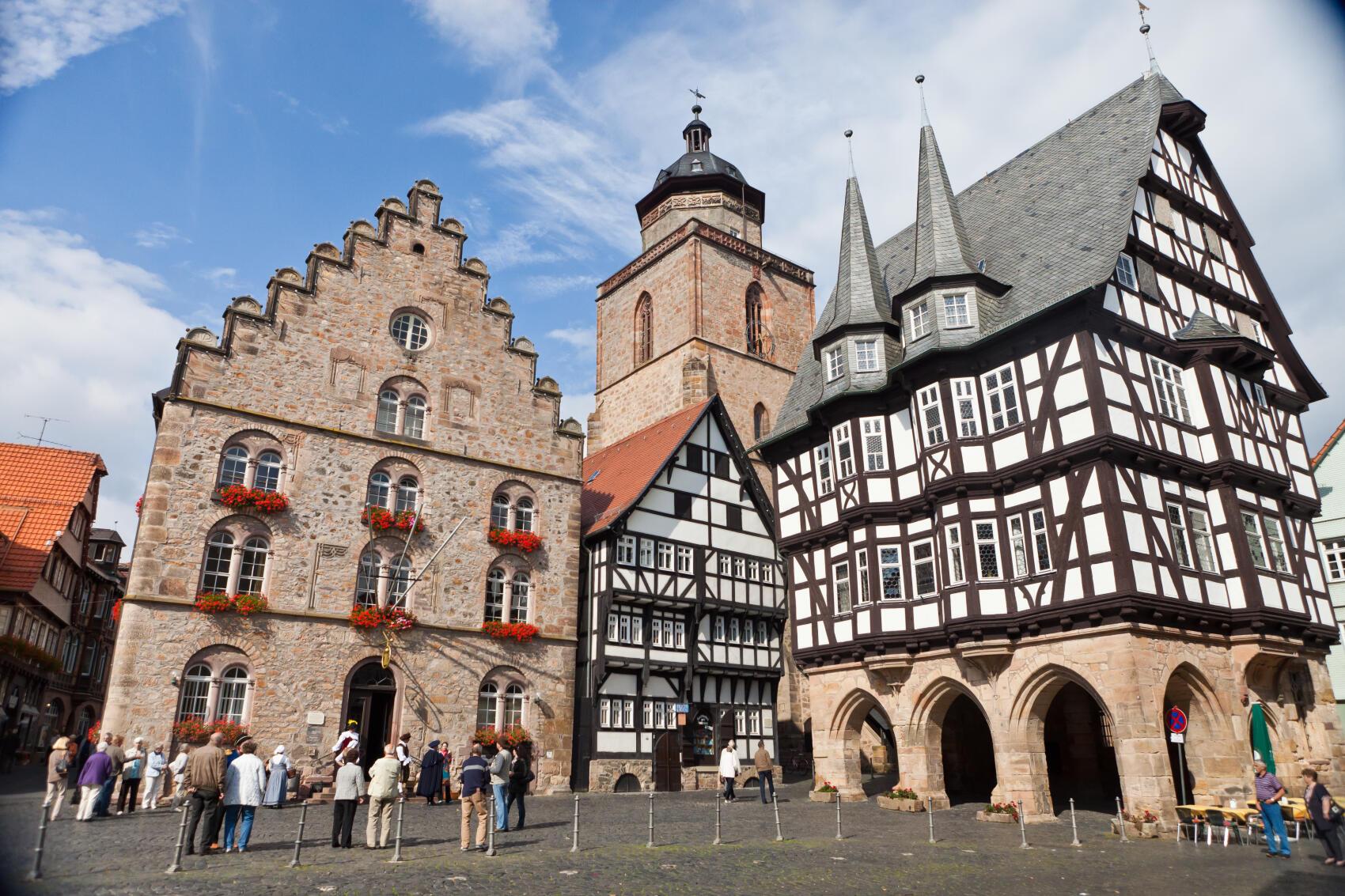 Marktplatz Alsfeld