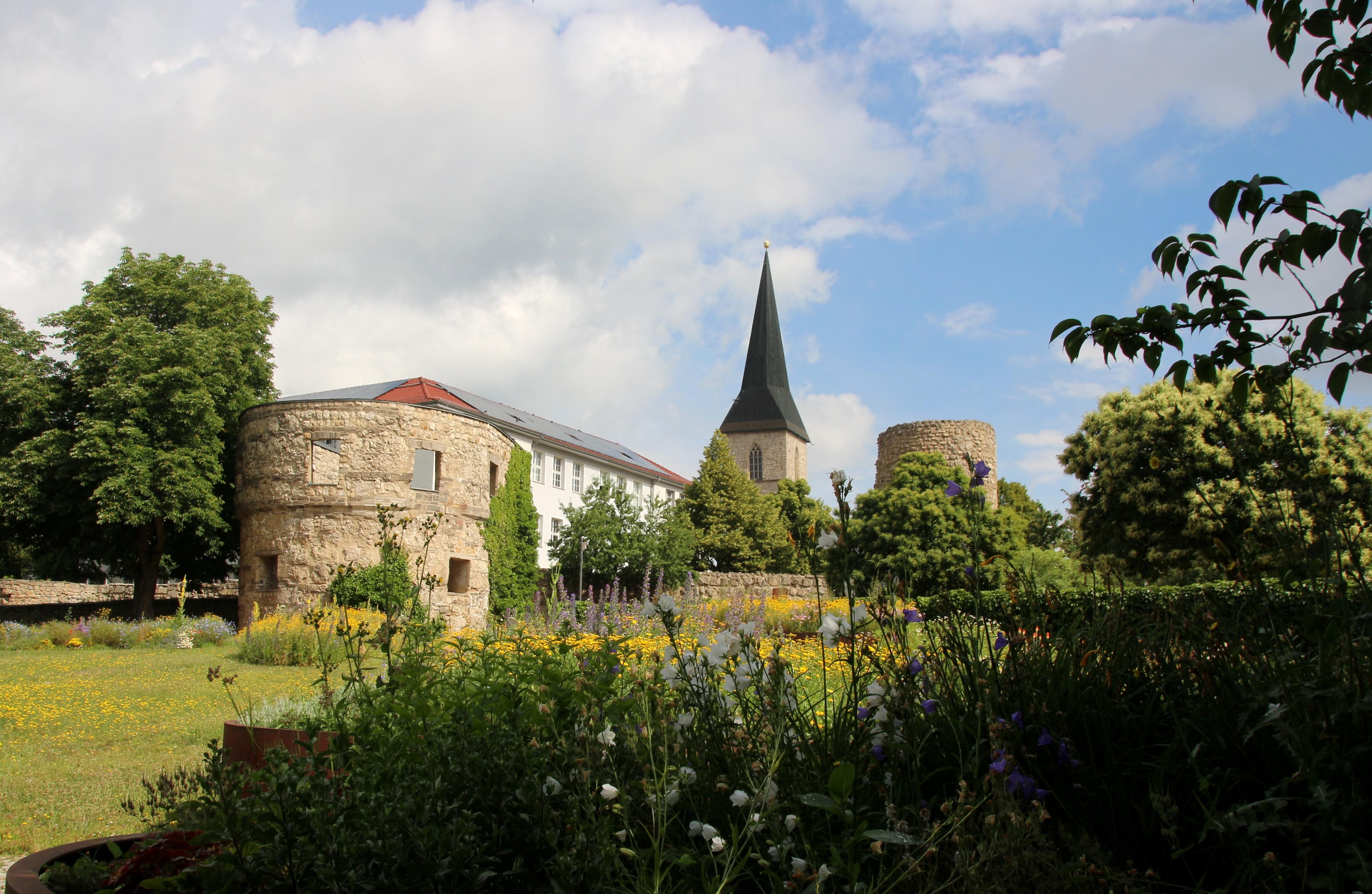 Petersberggarten-Petriturm