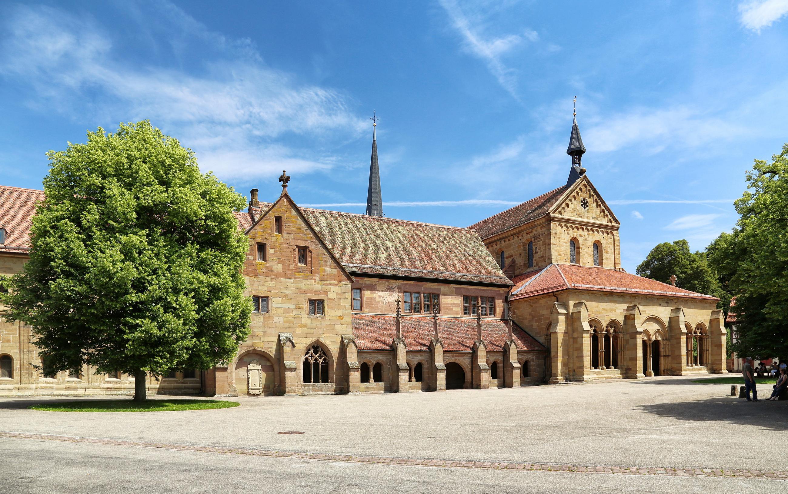 Maulbronn Klosterhof