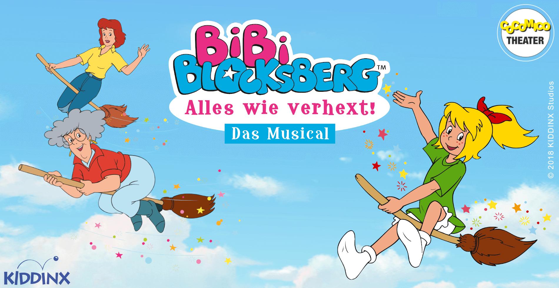 Bibi Blocksberg - Alles wie verhext! Das Musical