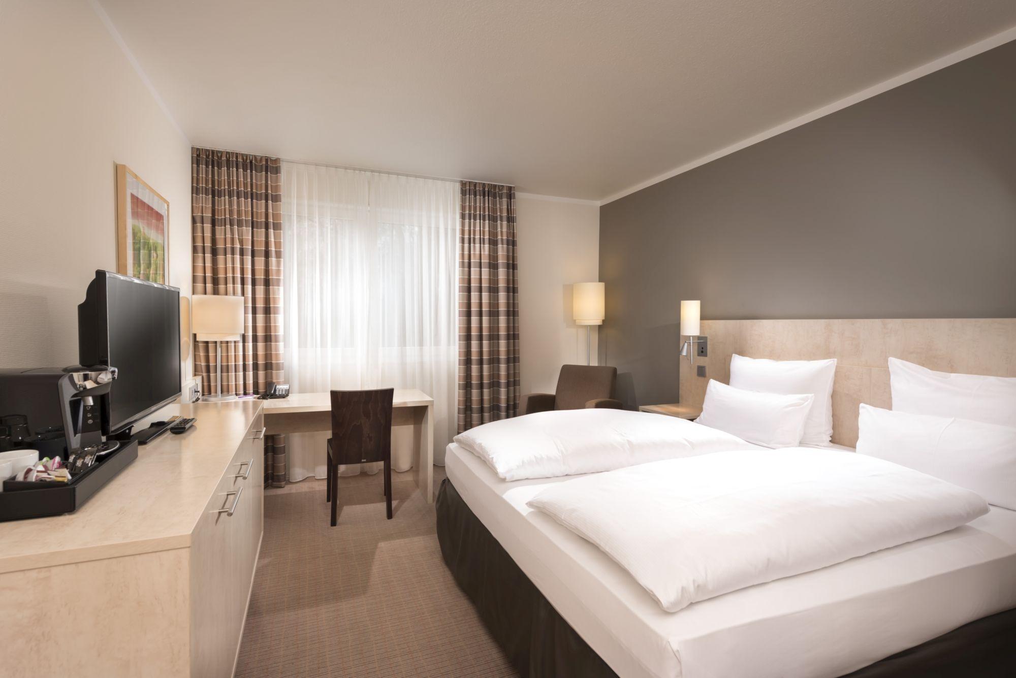 Doppelzimmer im Mercure Hotel Johannisberg Bielefeld