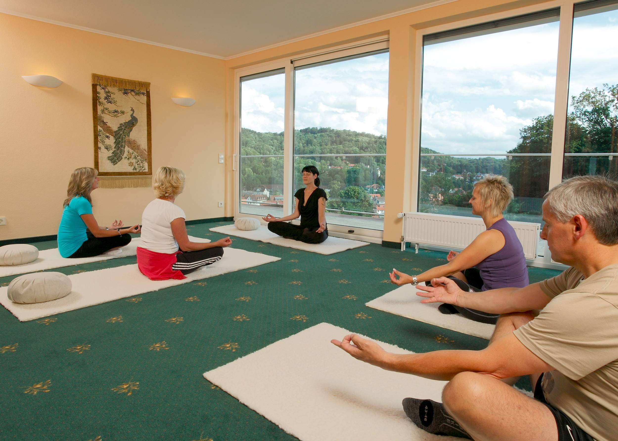 Vitalium Dr. von Plachy in Bad Lauterberg - Yoga