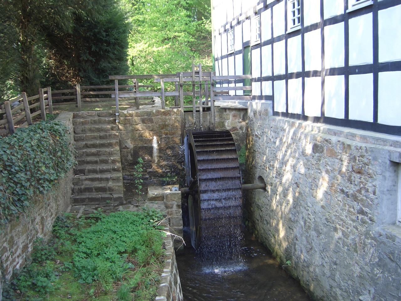 Gutswassermühle Hudenbeck