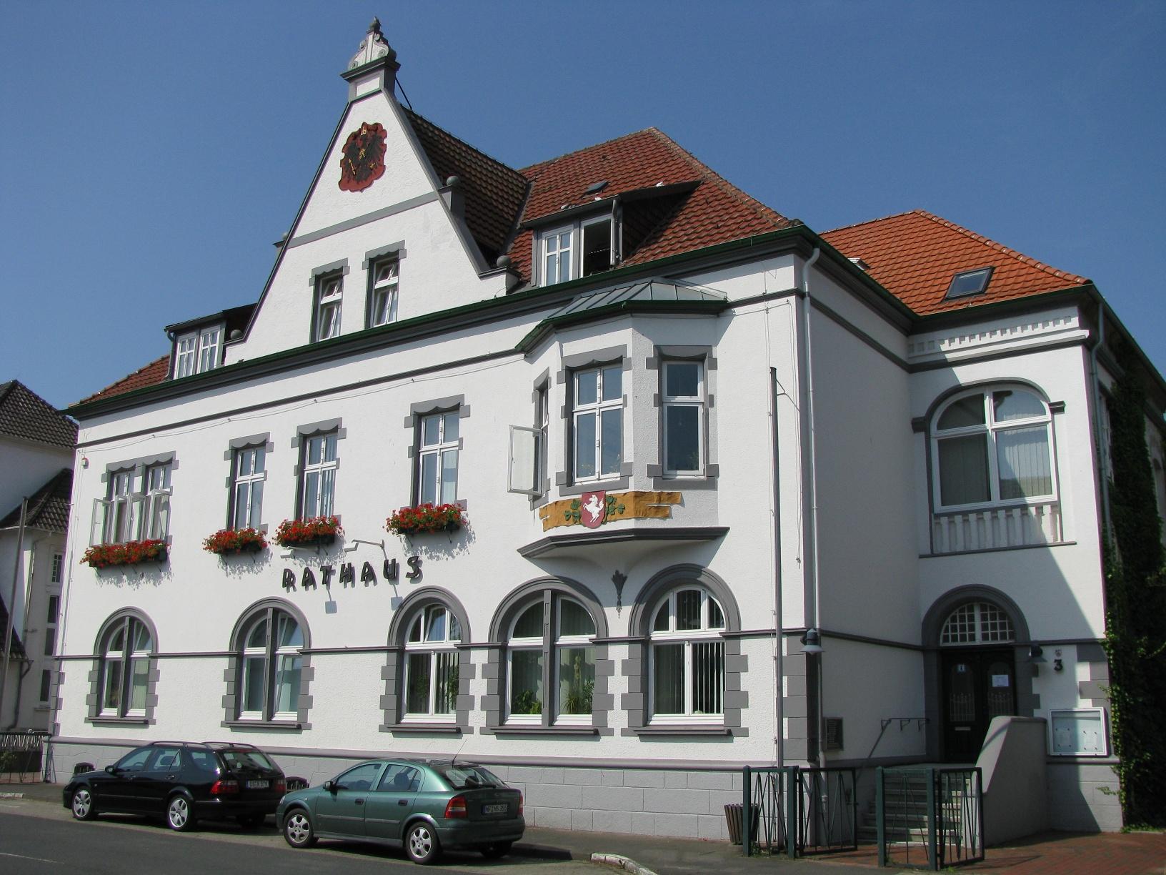 Rathaus Pr. Oldendorf