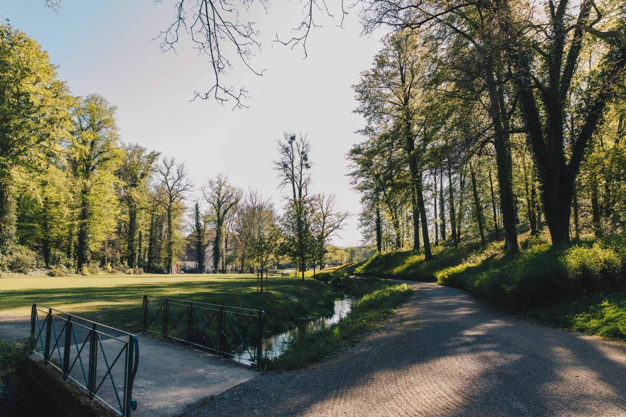 Der Hardenberg in Nörten Hardenberg - Schlosspark