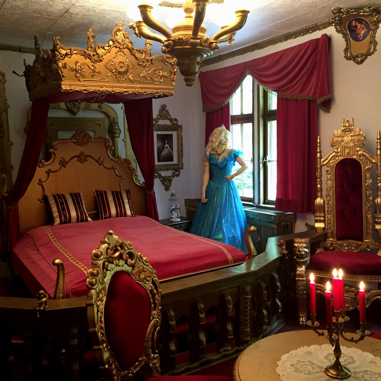 Königreich Romkerhall - Prinzessinenzimmer