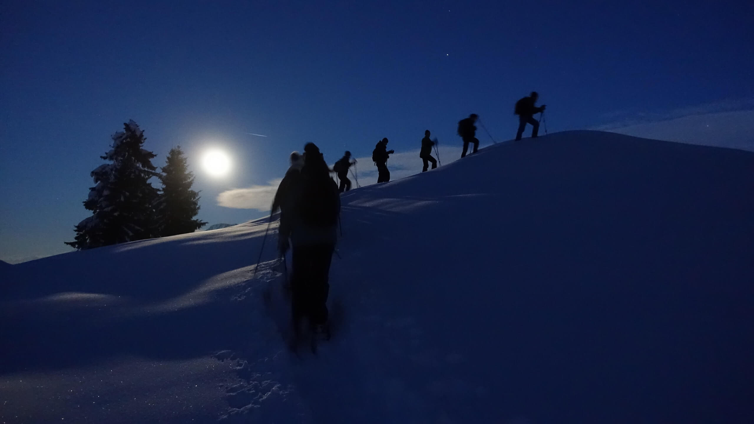 aeschi-vollmond-schneeschuhtour-winter-mond