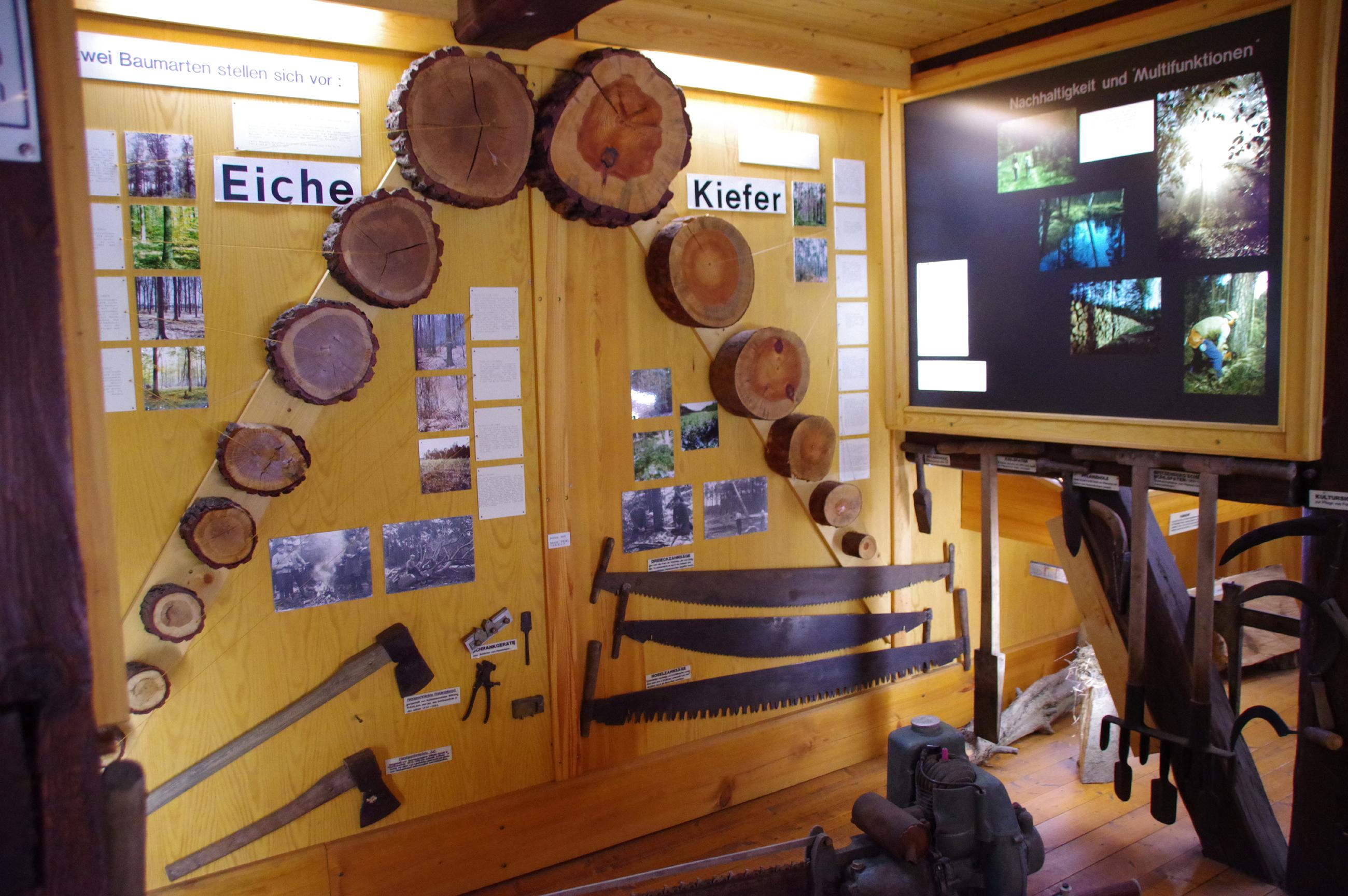 Ausstellung im Haus der Landschaft