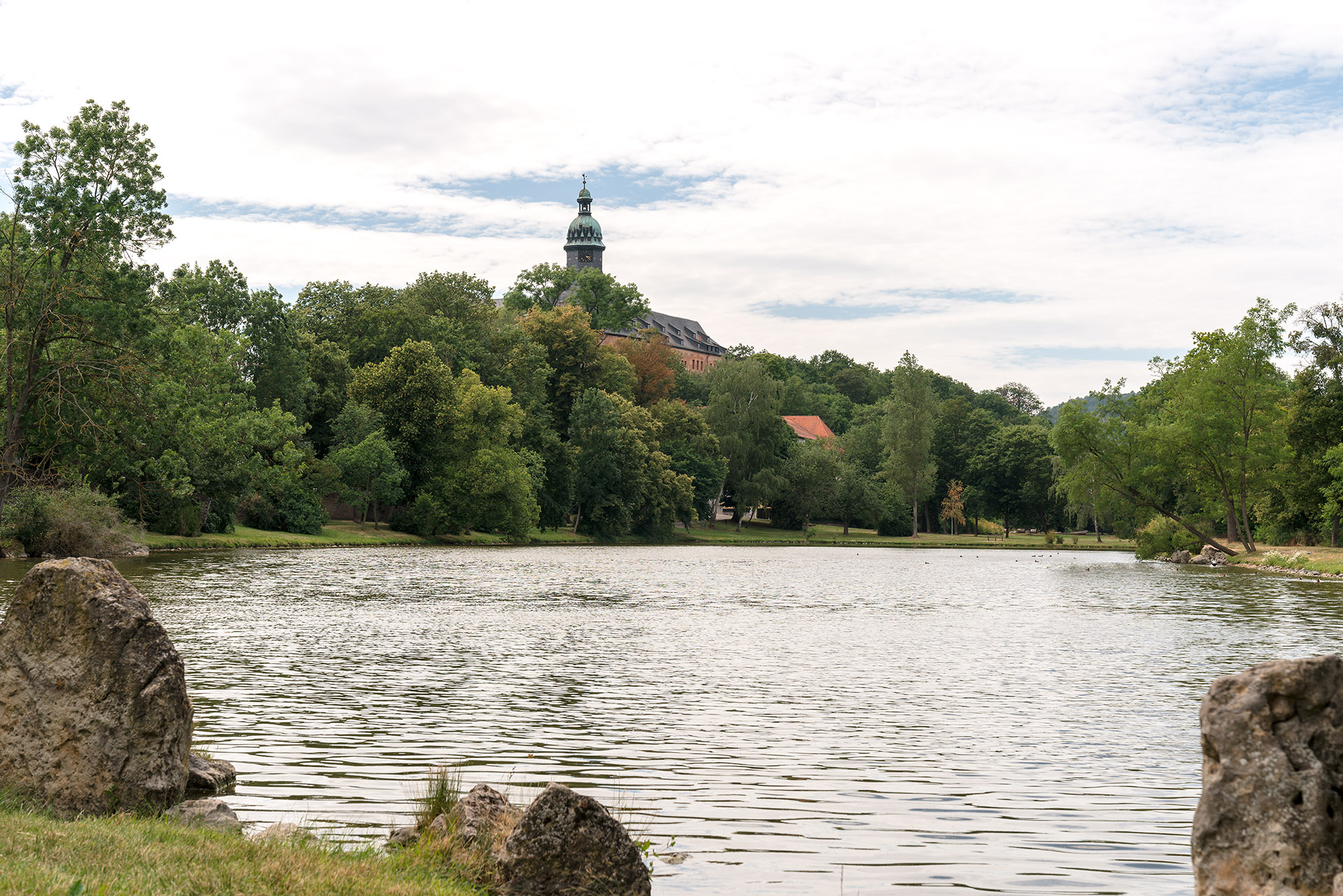 Schlosspark Sondershausen, Schatzkammer Thüringen