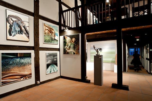 Kunstgalerie Hoffmann - junge Kunst in alten Räumen