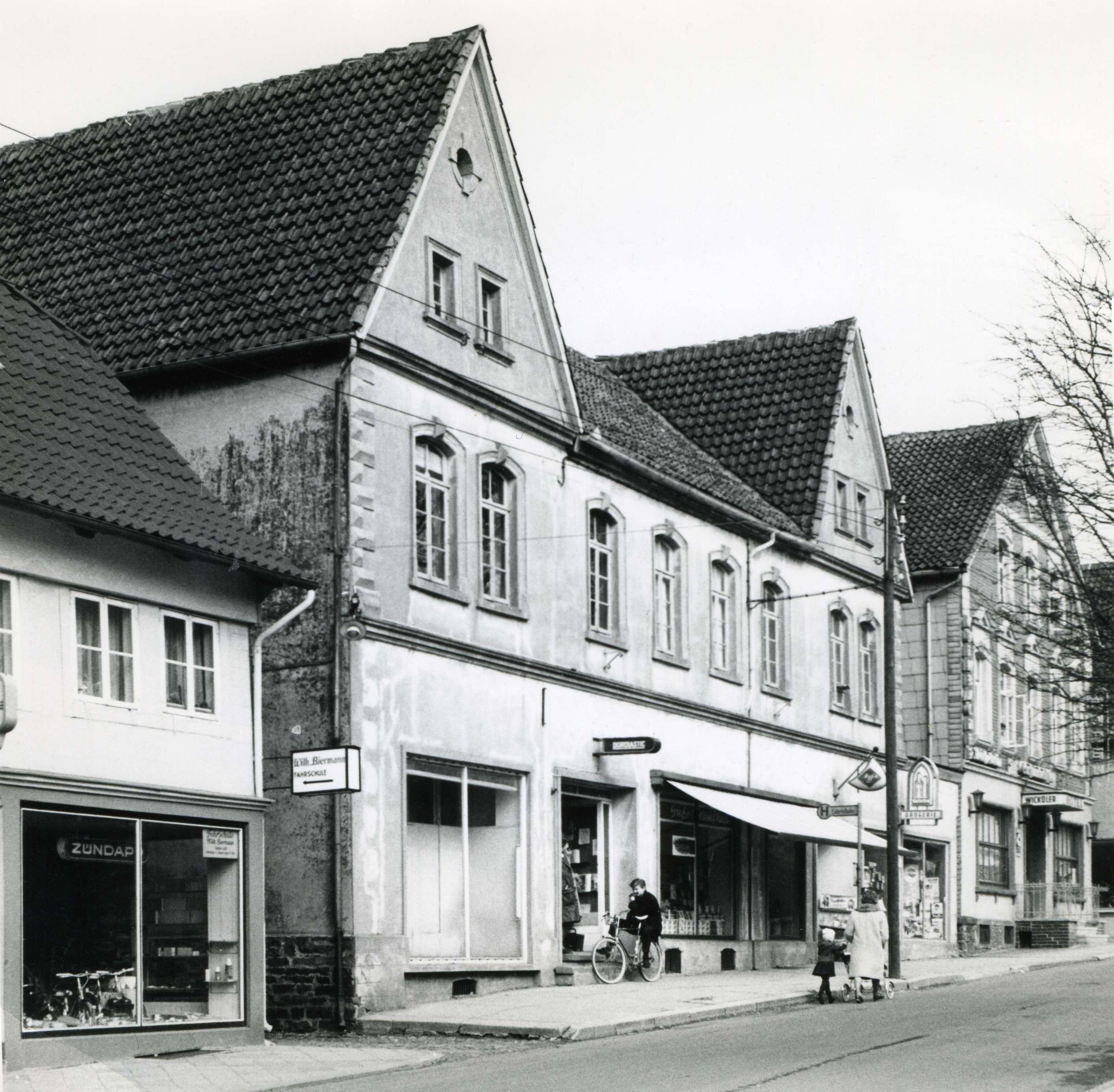 Haus Noltemeier 1964