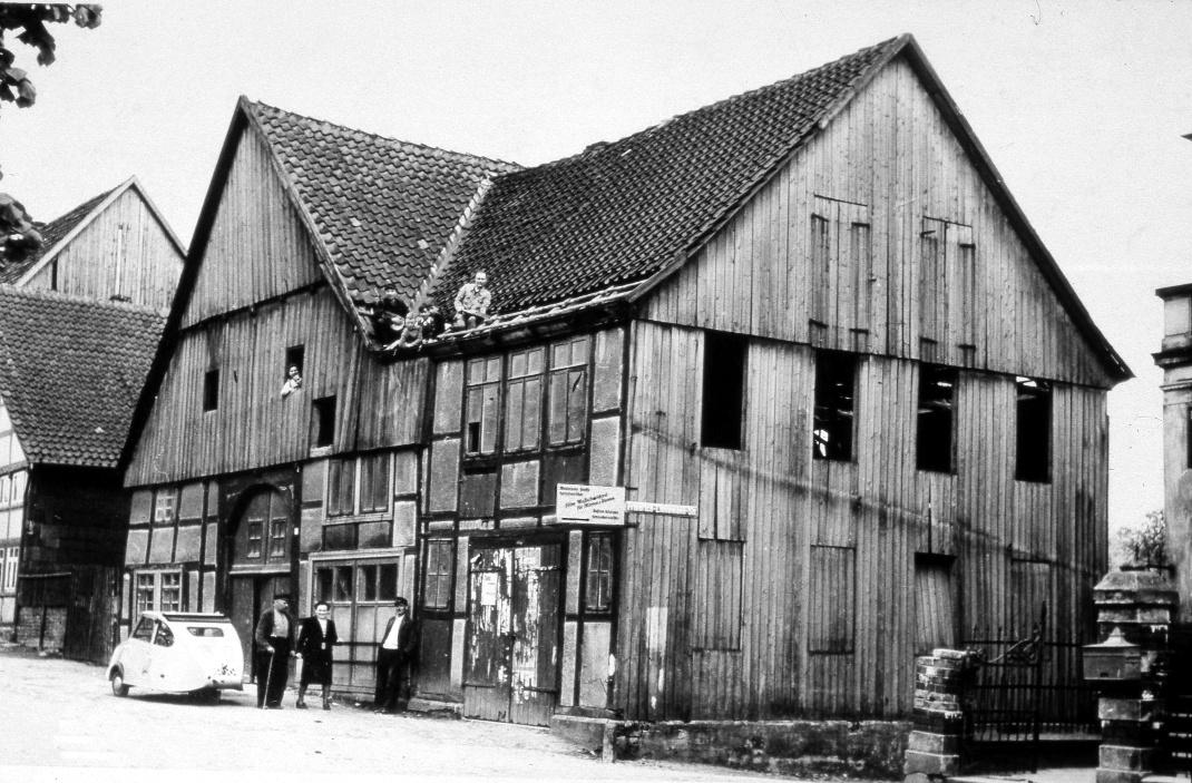 Kino Preller um 1950