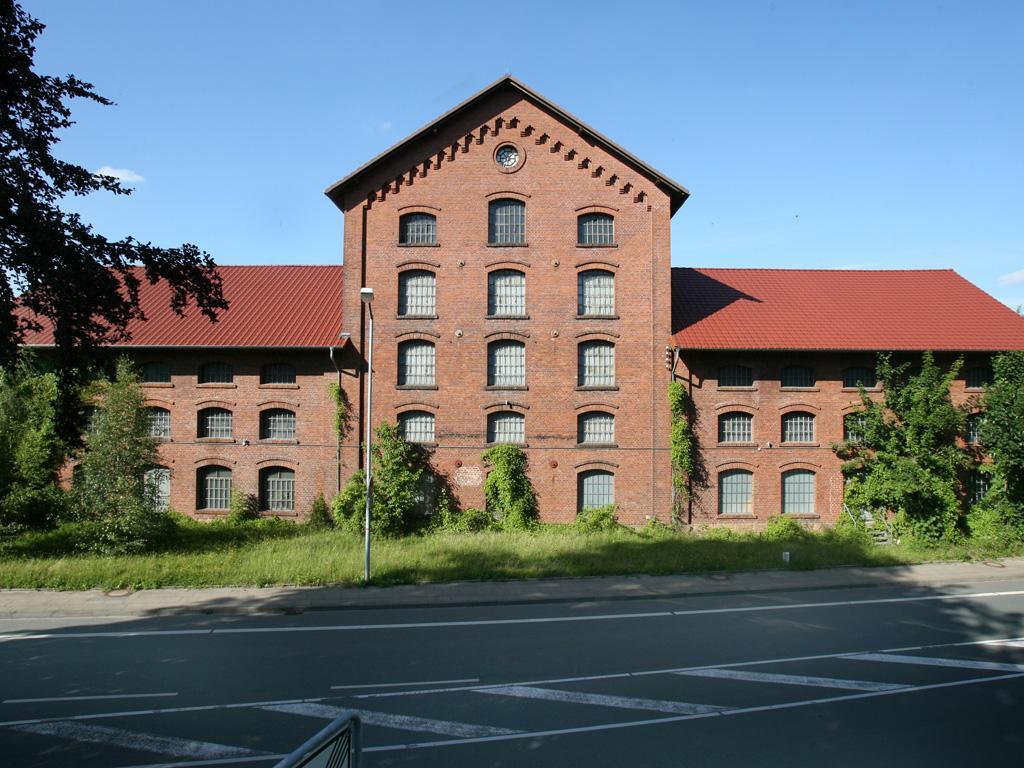 Ehemalige Zuckerfabrik
