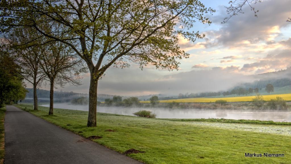 Weserhöhen_Morgenstimmung_Wehrden_an_der_Weser