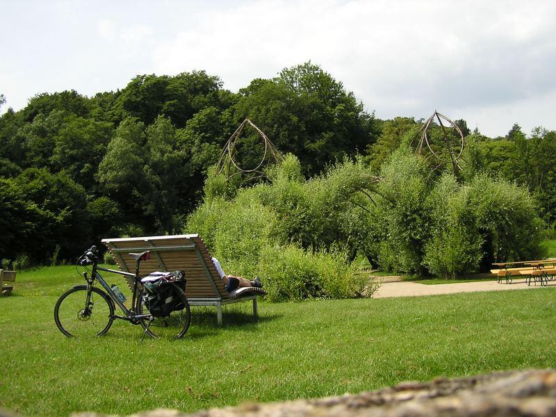 Weidenpalais und Landschaftspark Rheder