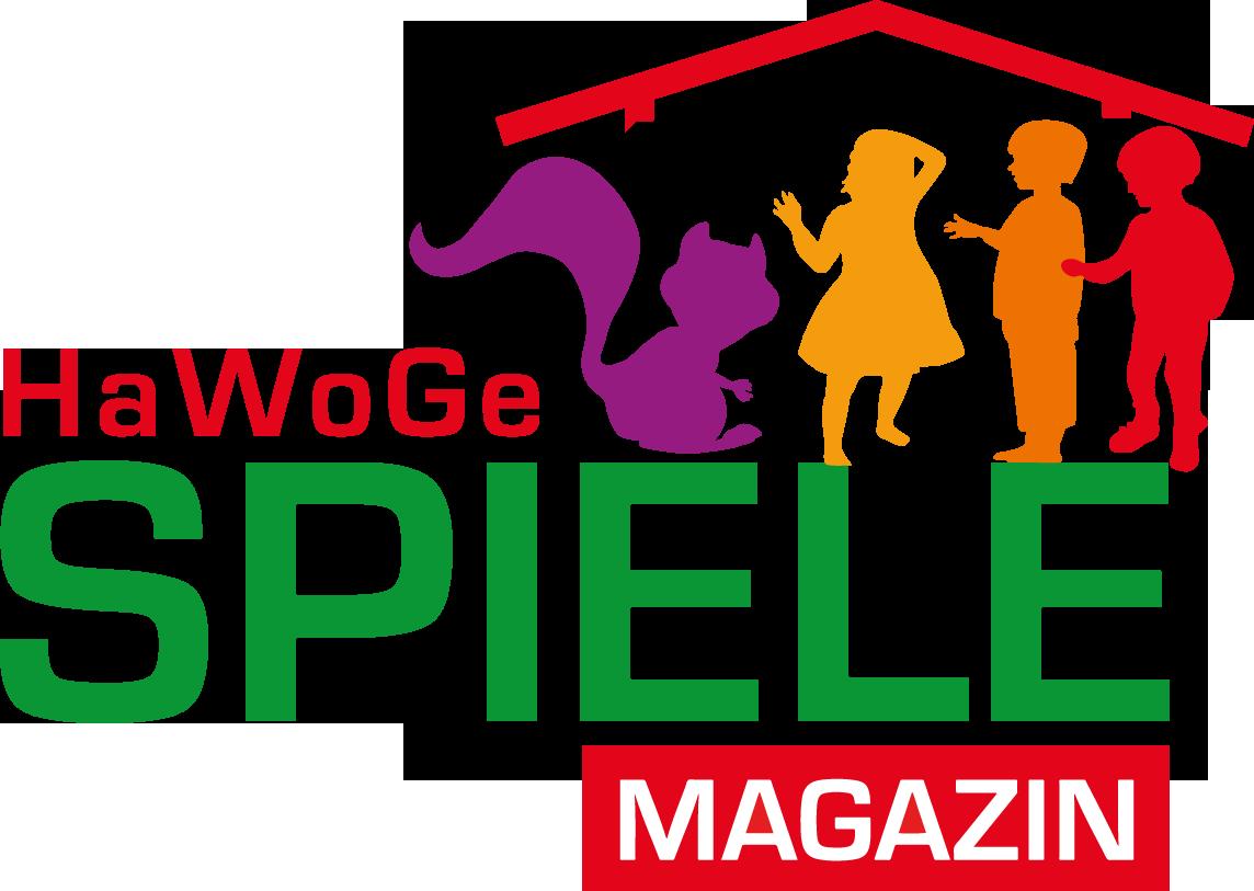 Logo HaWoGe Spiele Magazin