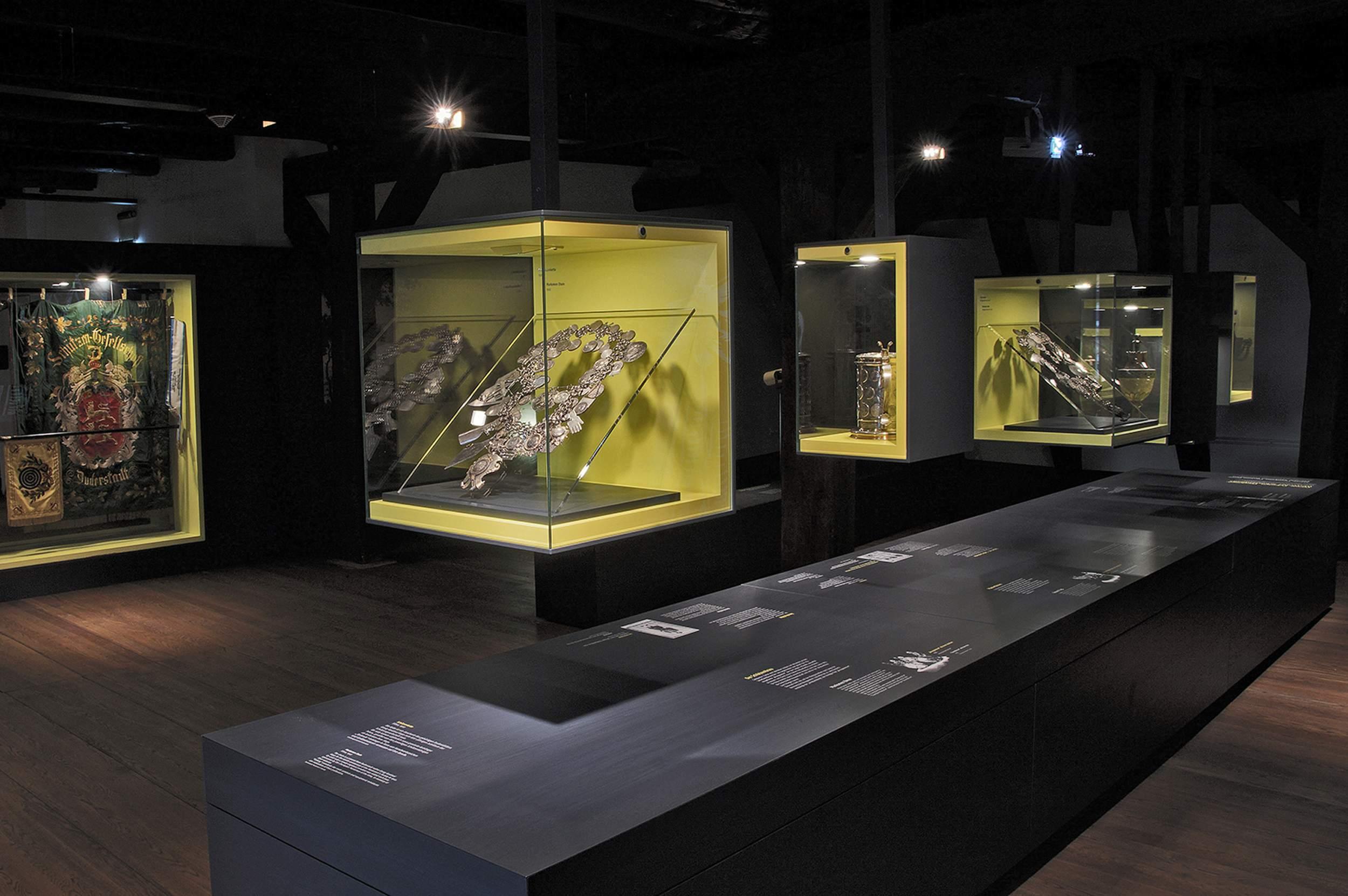 Duderstadt - Das Duderstädter Rathaus - Wertvolle Exponate aus der Stadtgeschichte