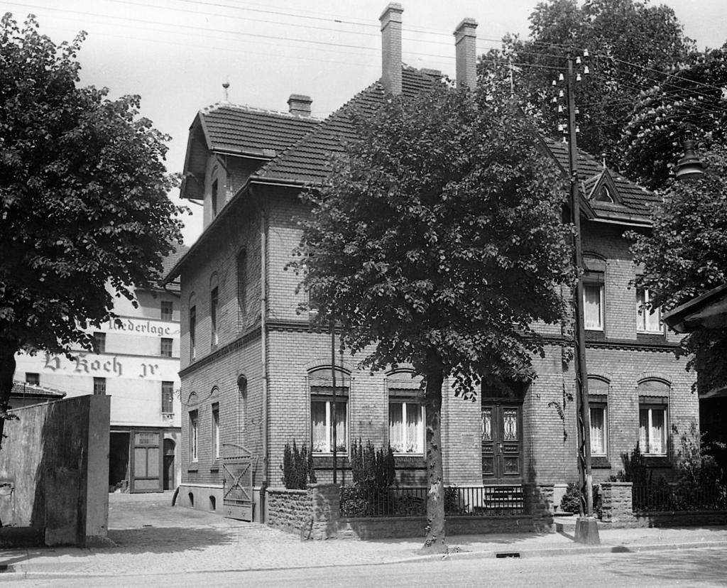 Villa der Familie Koch