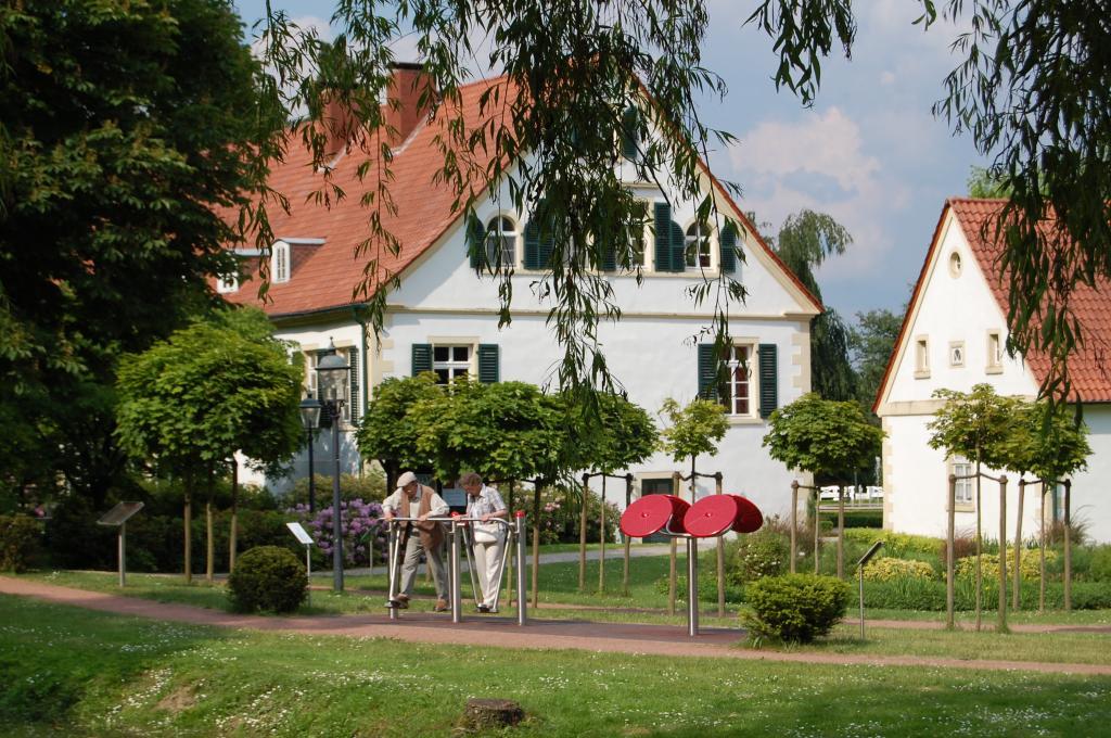 Haus des Gastes mit Garten der Generationen