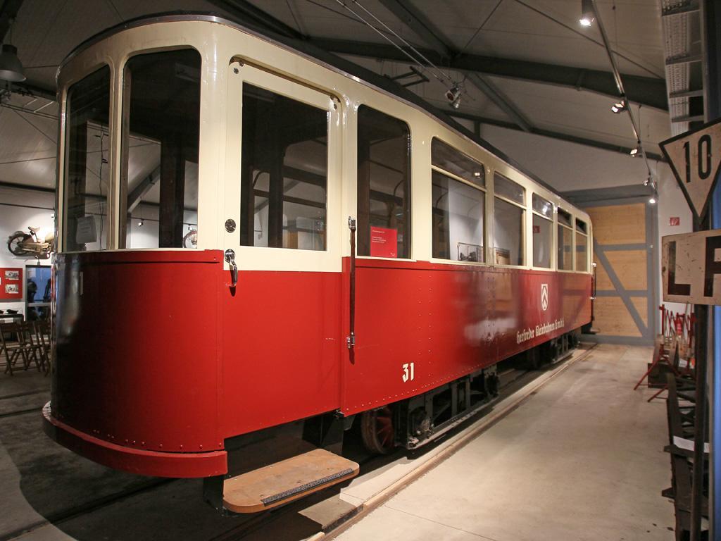 Kleinbahnmuseum in Enger