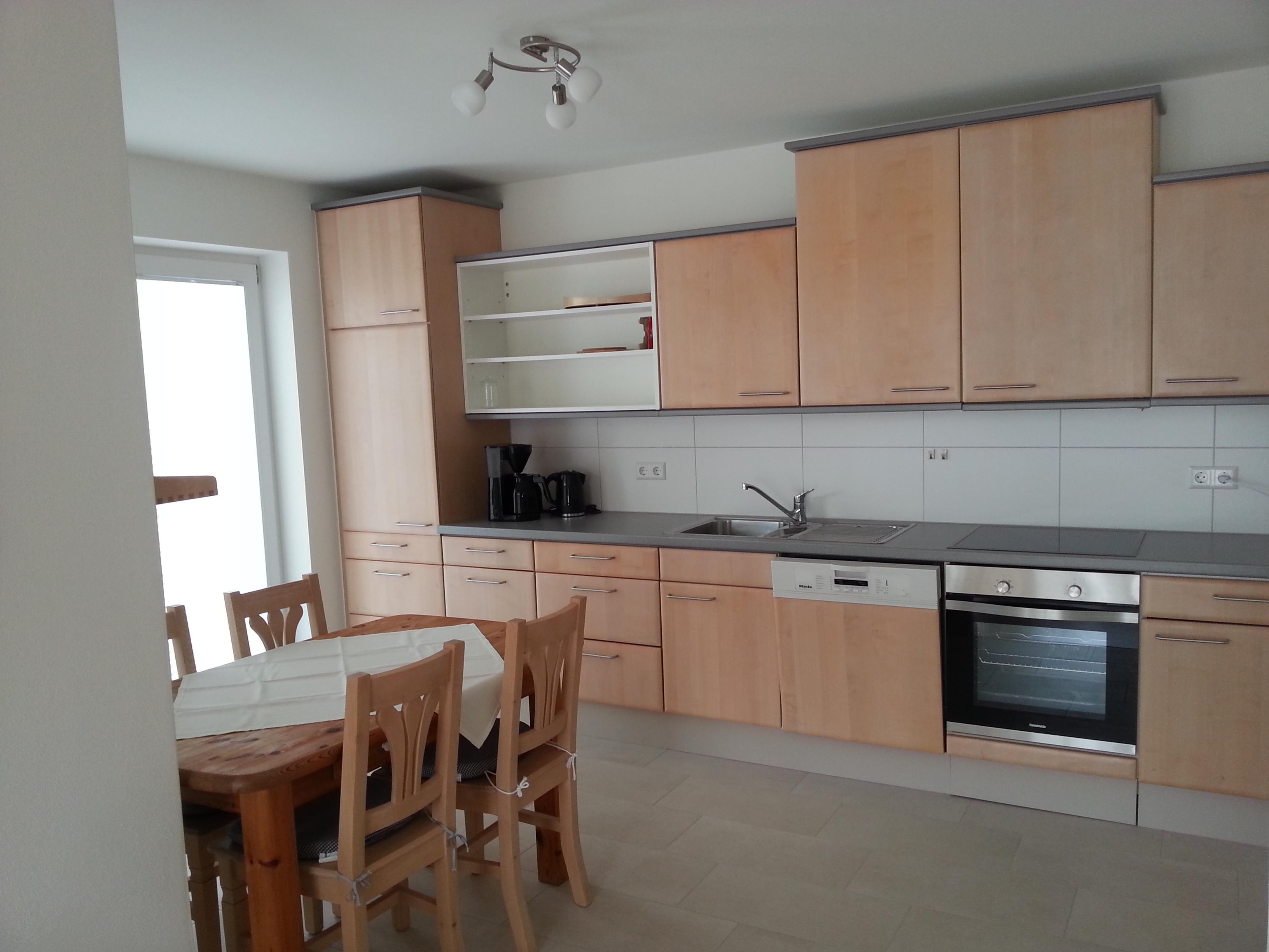 Wohnung 1, Küche