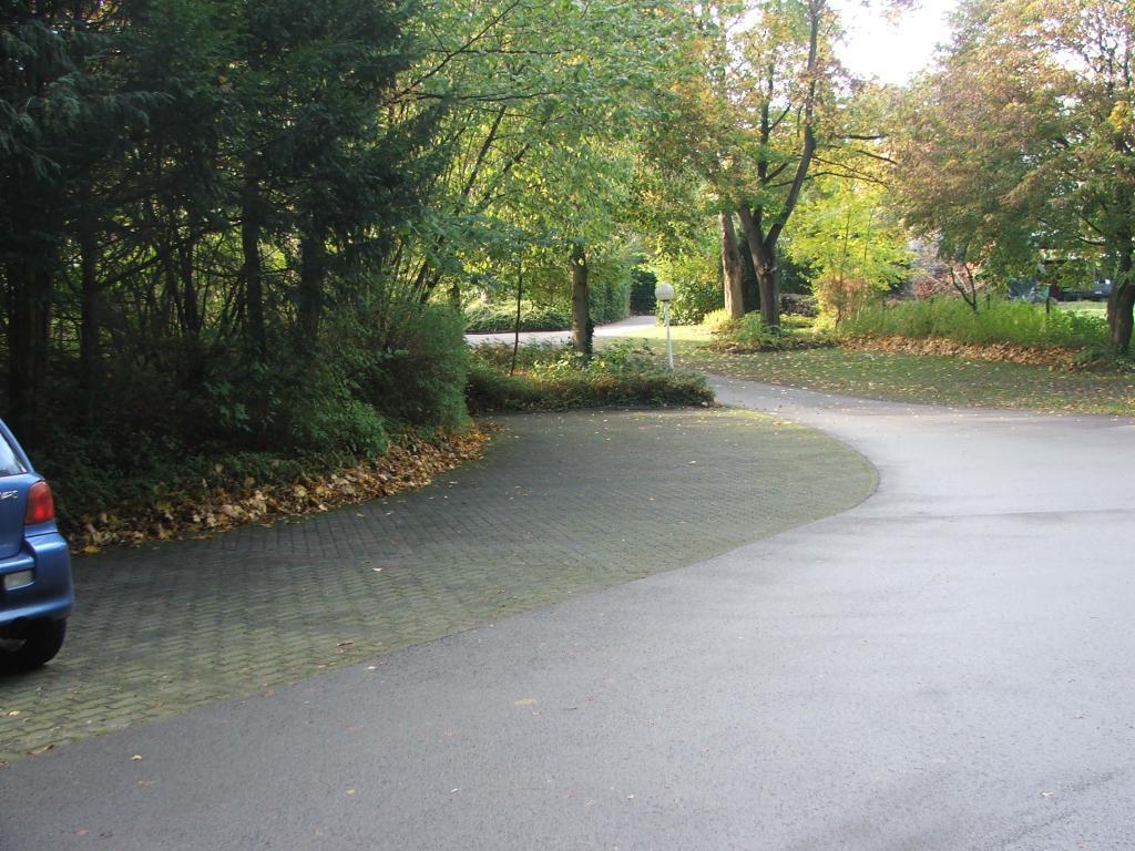 Parkplatz Friedhof