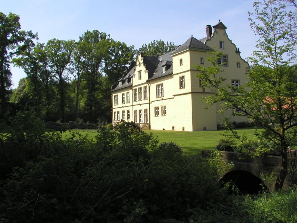 Schloss Crollage im Mühlenkreis