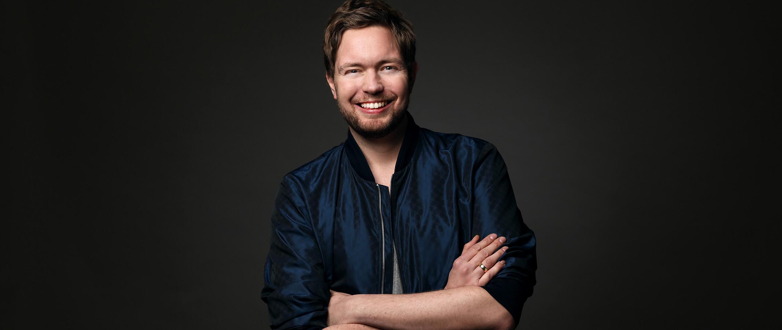 """Zu Gast im Park: Bastian Bielendorfer - """"Lustig, aber wahr!"""""""