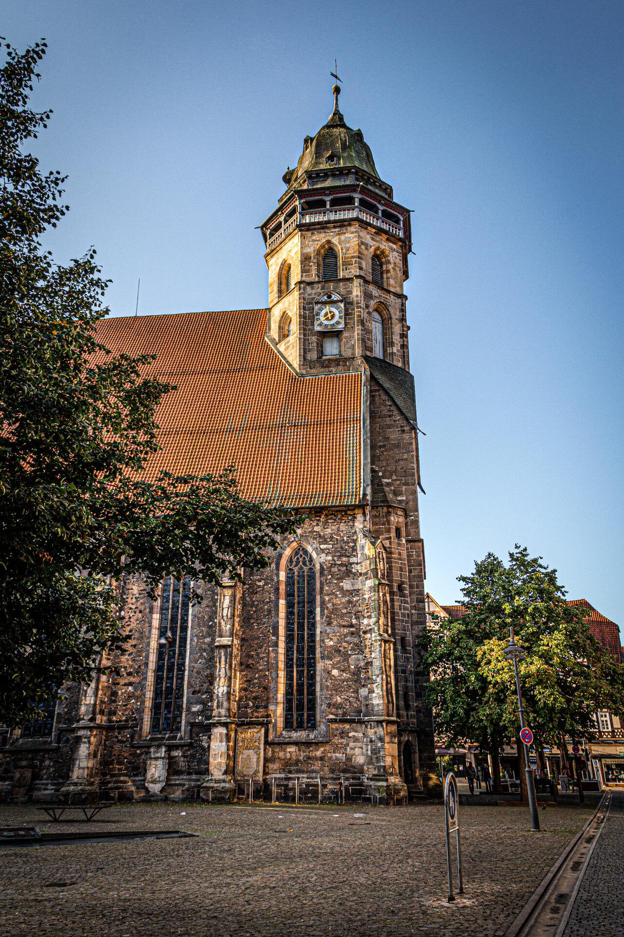 St. Blasius Kirche in Hann. Münden