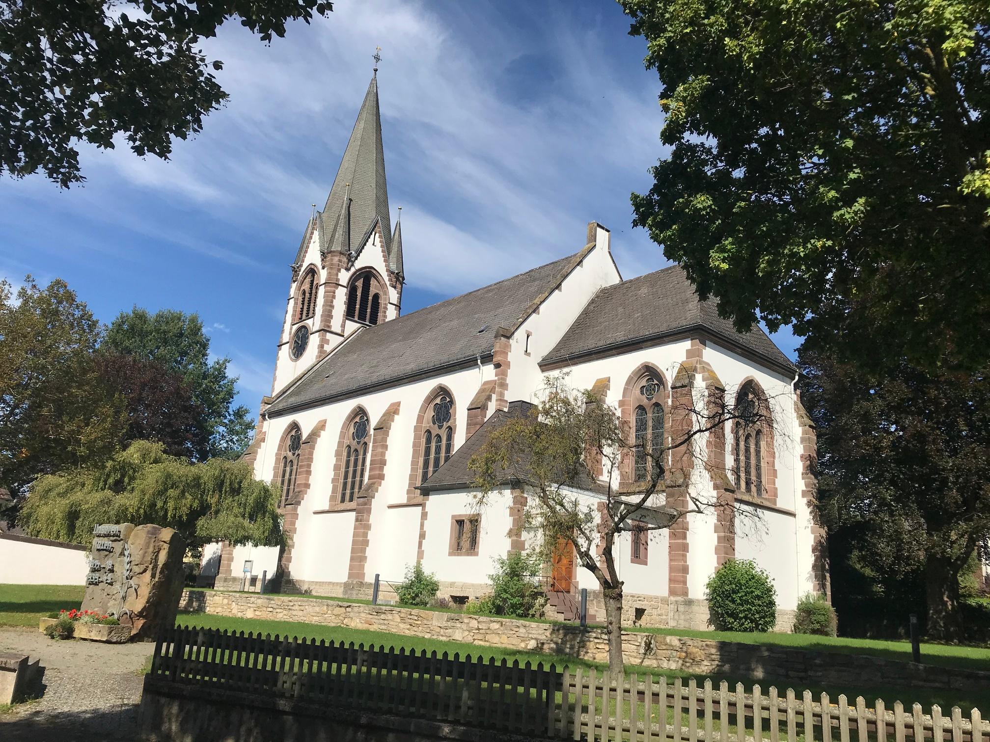 Pfarrkirche in Siddessen