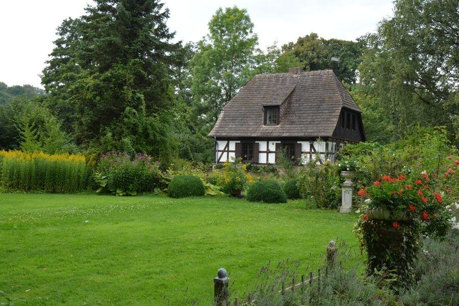 Barrockgarten in Rheder