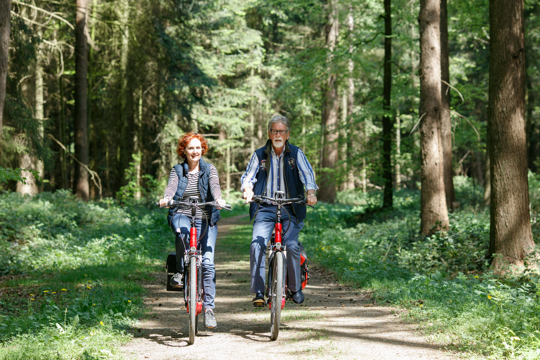 Geführte Erlebnisradtouren - Mit dem Rad ins Moor