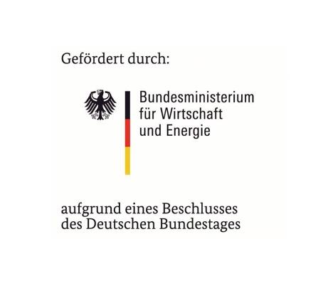 Gefördert durch: Bundesministerium für Wirtschaft & Energie