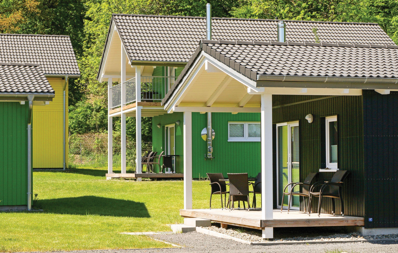 NOVASOL - Ferienhausdorf Thale - Außenansicht