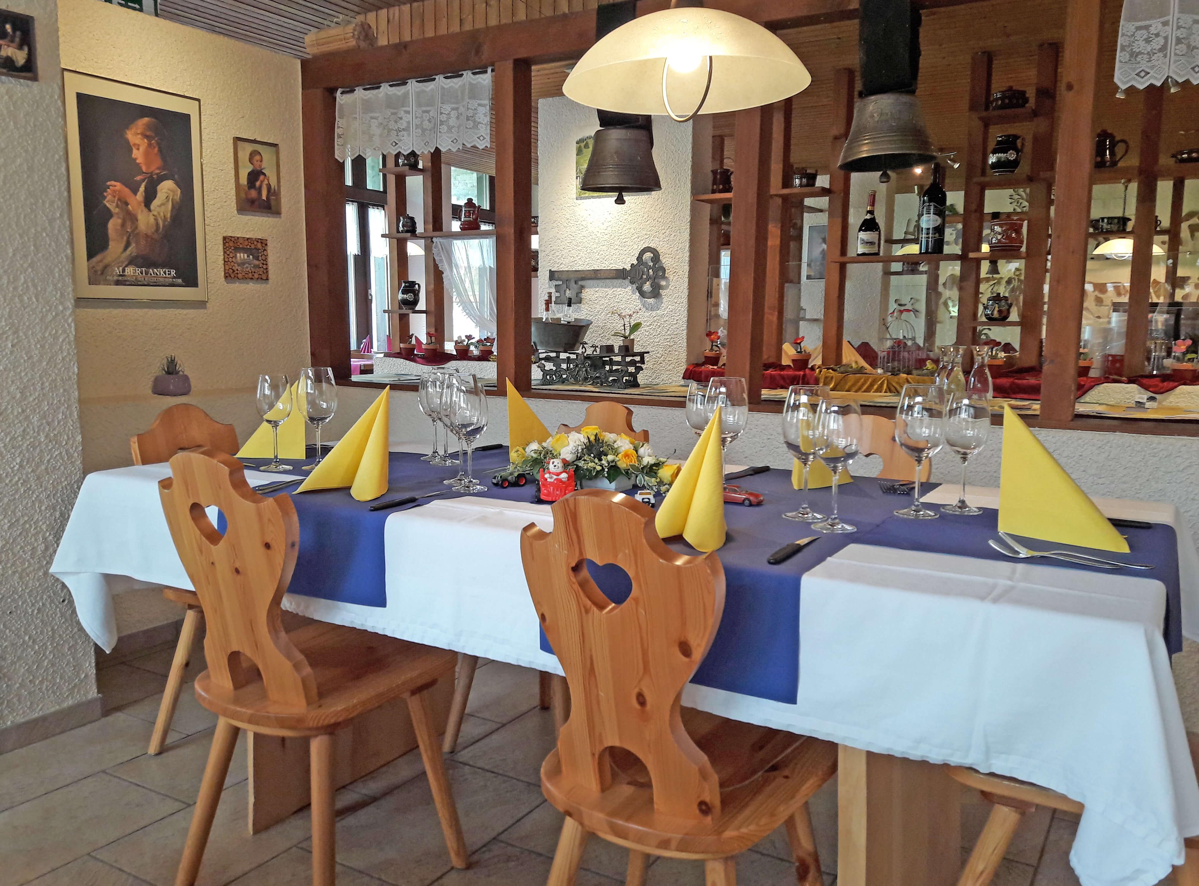Restaurant Wirieblick Ankerstübli
