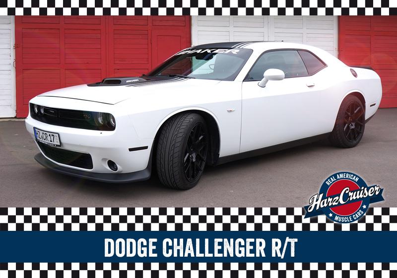 HarzCruiser in Thale - Fahrzeug Dodge Challenger