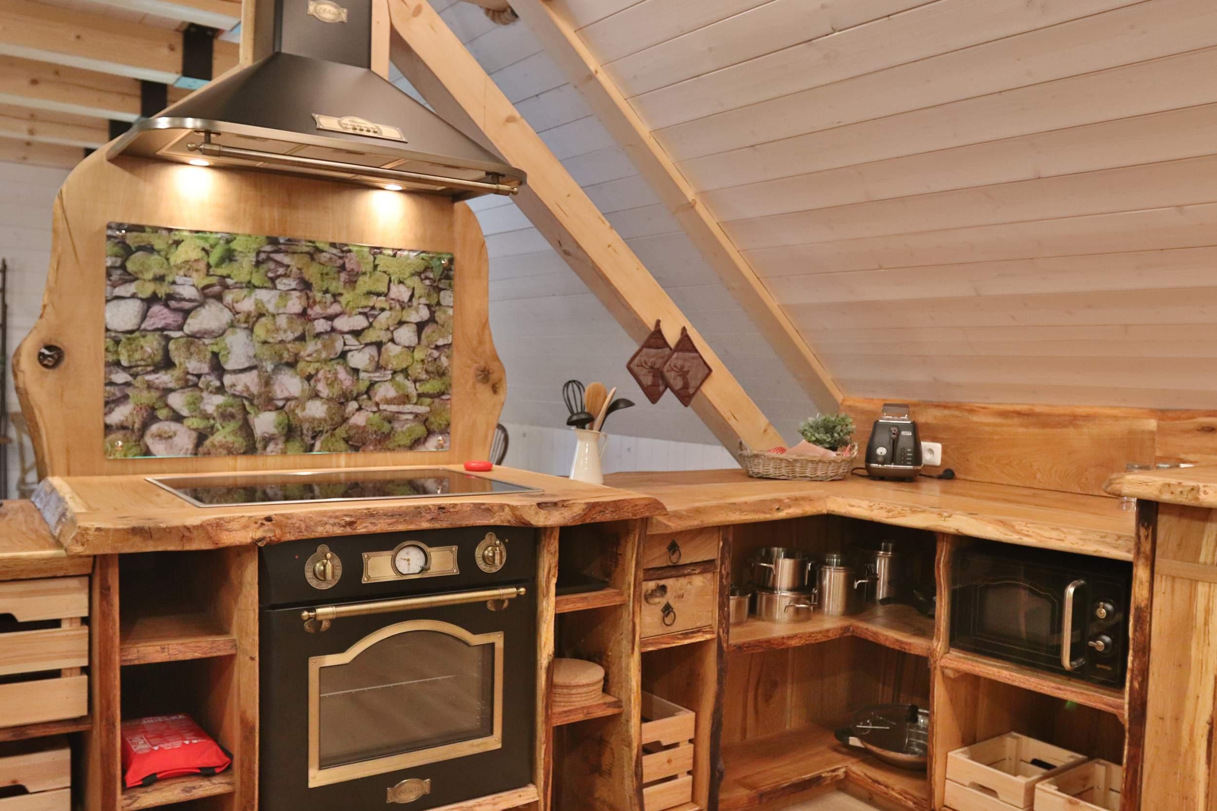 Earls Lane in Bad Lauterberg - Cote Cottage - Küche