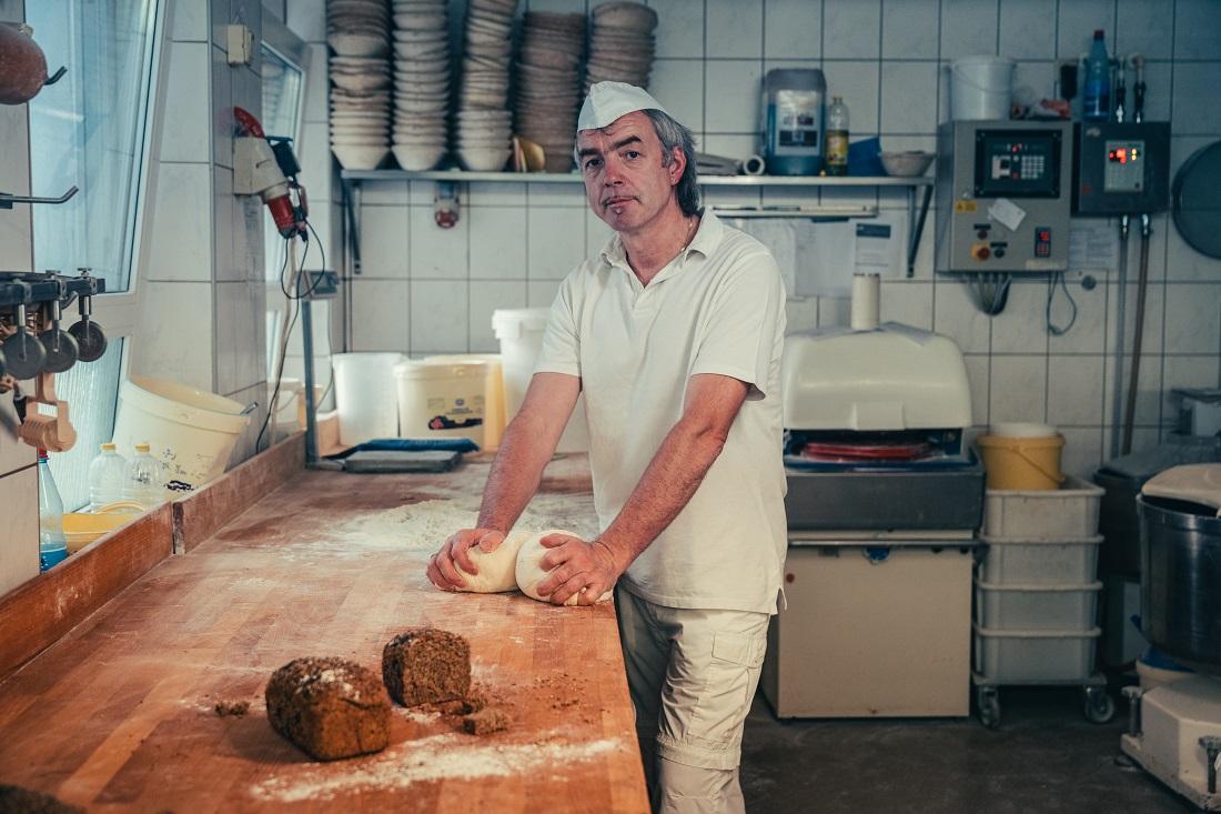 Bäckerei Sommerwerk Bäckermeister