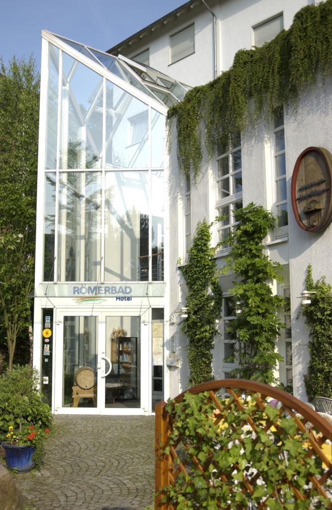 Außenansicht Hotel Römerbad Bad Salzuflen