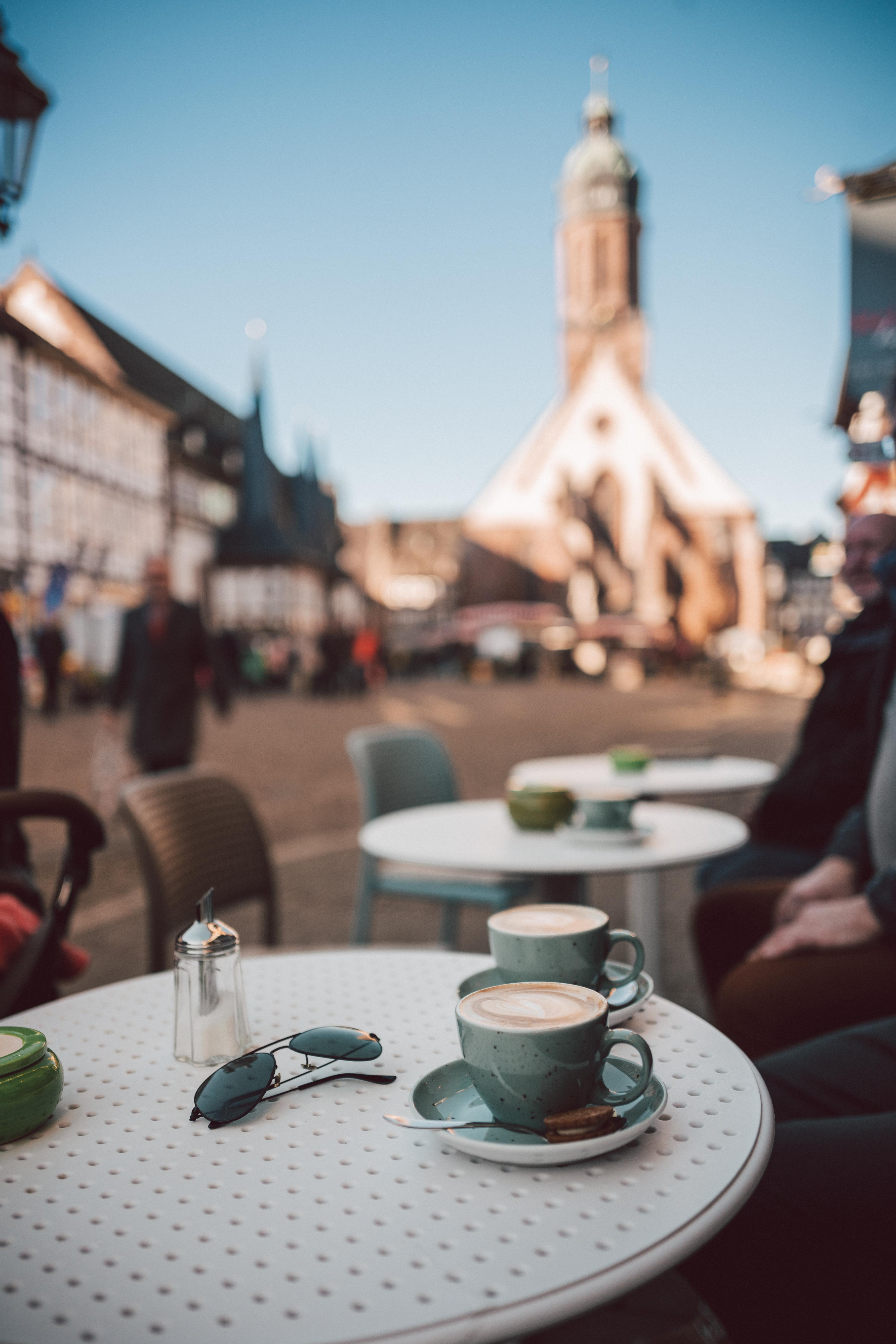 Einbecker Kaffeerösterei_Außenbereich